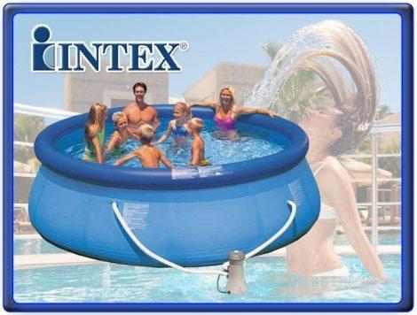 Bazén Intex Easy 366x76 cm