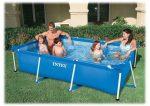 INTEX BAZÉN  FAMILY 260 x 160 x 65 cm,nový model