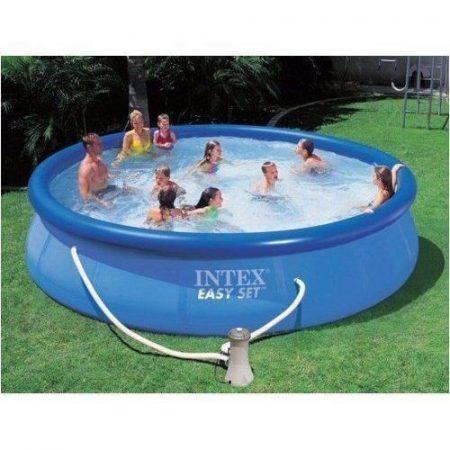Bazén Intex Easy 457 x 84 cm
