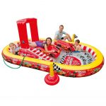 Intex Cars bazénové hracie centrum Play Center CARS