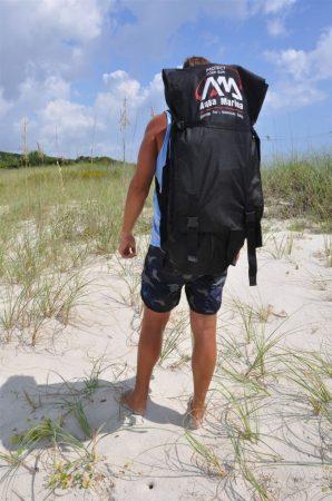 Magic backpack aqua marina , paddleboard