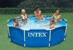 INTEX BAZÉN  FRAME 305 x 76 cm