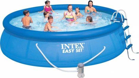 Bazén Intex Easy Set 457 x 107 cm