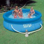 Bazén Intex Easy Set 366 x 76 cm filtračným zariadením