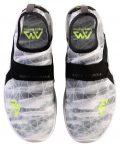 Ombre unisex čierna, obuv suchým zipsom Aqua Marina