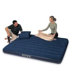 """Intex nafukovací matrac set - – 152 x 203 x 22 cm """"Queen Set"""""""