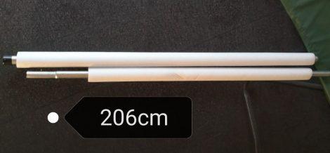 Náhradná tyč na trampolínu  dĺžka 206 cm