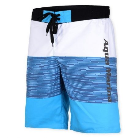 Pánske šortky DIVISION BLUE-White  Aqua Marina