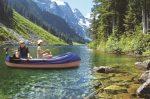 Nafukovací čln Aqua Marina WildRiver s motorom