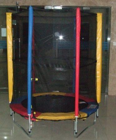 Round Trampolina + ochranná sieť.Rozmer 140cm