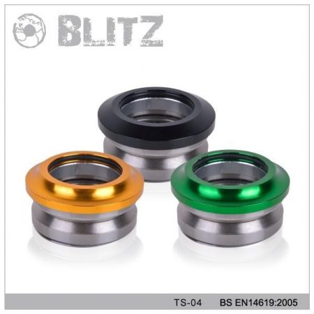 BLITZ High Quality   kolobežka  Headset