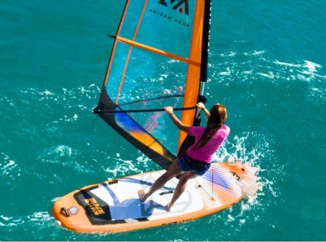 AQUA MARINA BLADE Windsurf  Sup + 3,0m² Sail