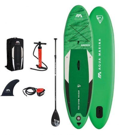 Paddleboard BREEZE ISUP, Aqua Marina, + pádla 300 x 76 cm