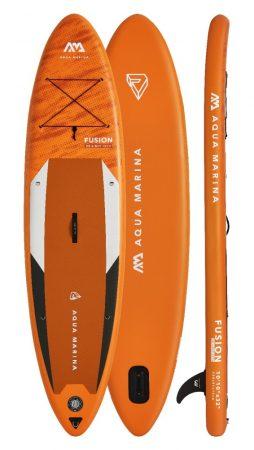 Paddleboard FUSION ISUP, Aqua Marina, 330x76x15 cm