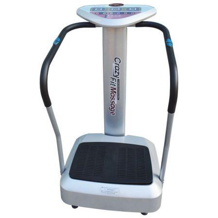 Vibračný posilňovací stroj Crazy Fit Massage 500W